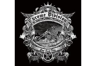 Chrome Division - One Last Ride - (CD)