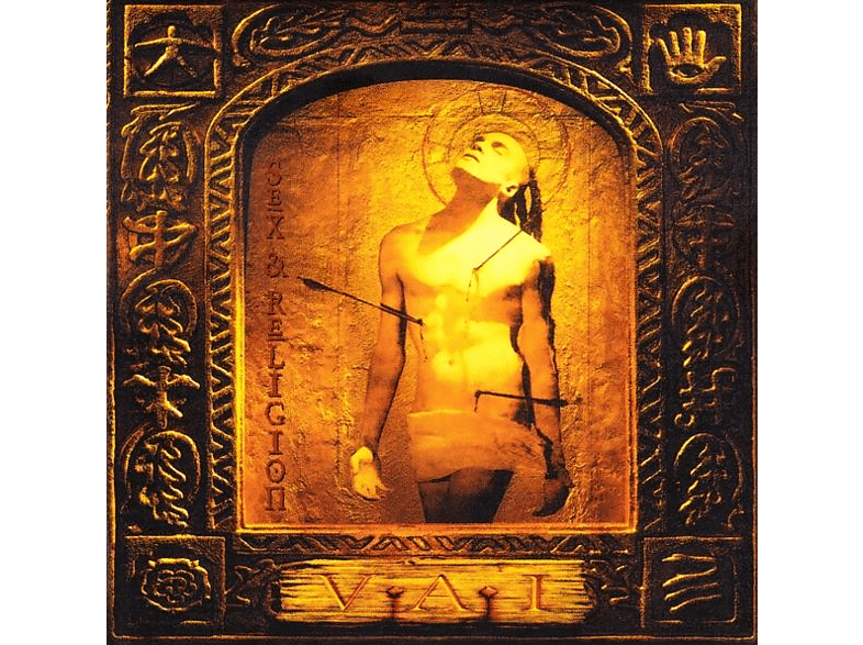 Steve Vai - Sex & Religion [CD]