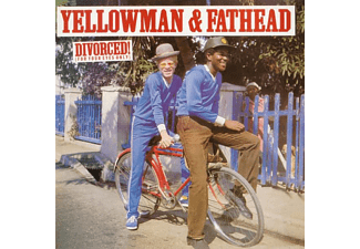 Yellowman / Fathead - Divorced (For Your Eyes Only) - (Vinyl)