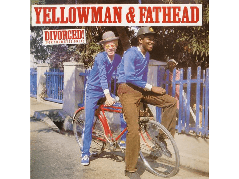 Yellowman / Fathead - Divorced (For Your Eyes Only) [Vinyl]