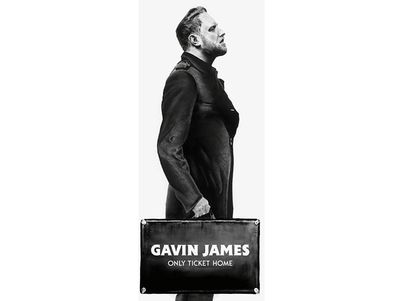 Gavin James - Only Ticket Home [CD]