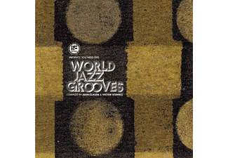 VARIOUS - You Need This!World Jazz Grooves - (Vinyl)