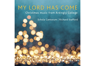 Richard/schola Cantorum Stafford - My Lord has come - (CD)