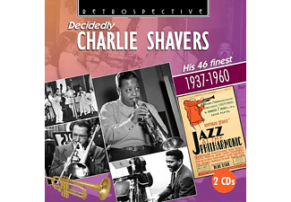Shavers,Charlie/Bailey,Buster/Cole,Nat King/+ - Decidedly Charlie Shavers - (CD)