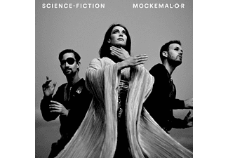 Mockemalör - Science-Fiction (Black Vinyl Single Jacket LP) - (Vinyl)