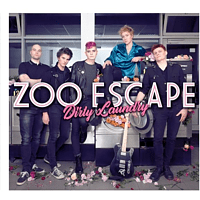 Zoo Escape - Dirty Laundry [CD]