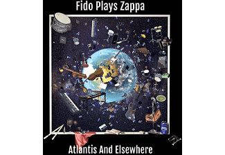 Fido Plays Zappa - Atlantis & Elsewhere - (Vinyl)