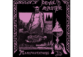 Devil Master - Manifestations (Black LP Jacket+MP3) - (LP + Download)