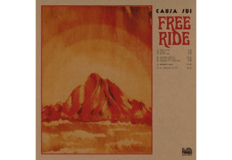 Causa Sui - Free Ride - (CD)