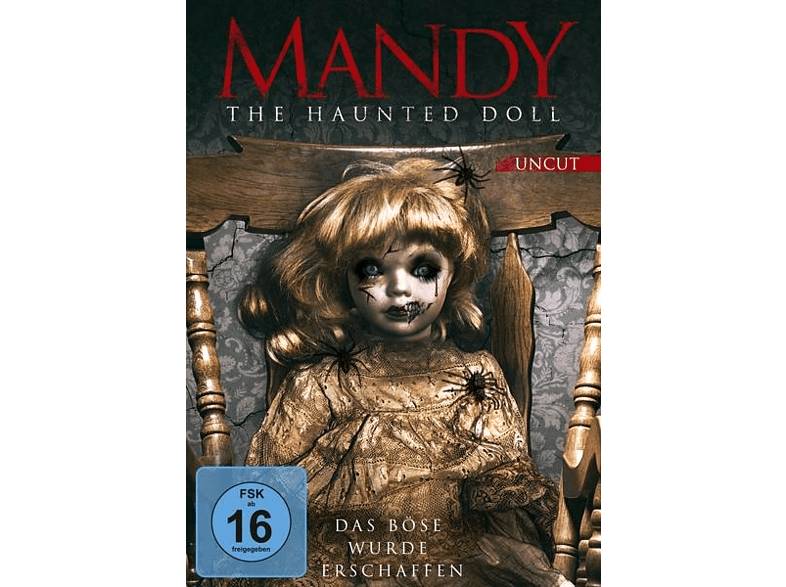 Mandy the Haunted Doll [DVD]