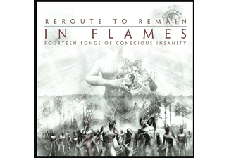 In Flames - Reroute to Remain (Re-issue 2014) - (CD)