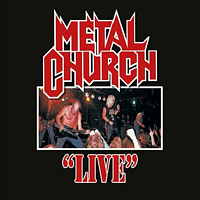 Metal Church - Live (Blood-Red Vinyl) [Vinyl]