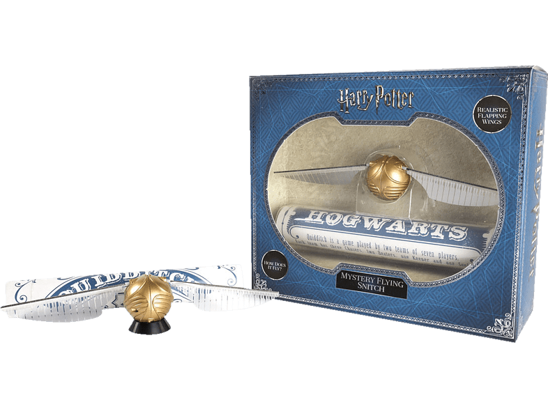WOW! STUFF Harry Potter Mystery Flying Snitch Flying Snitch, Mehrfarbig