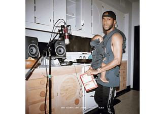 6lack - East Atlanta Love Letter - (CD)