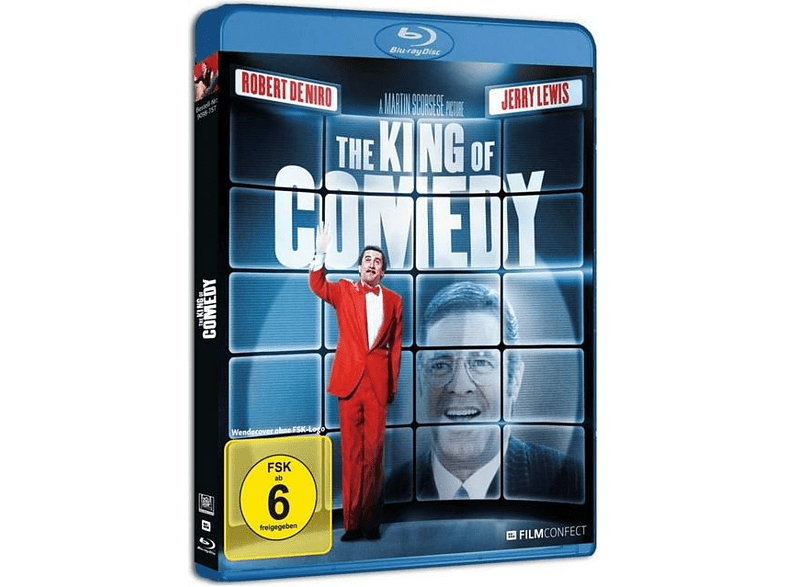 King of Comedy [Blu-ray]