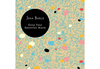 Josa Barck - Keep Your Batteries Warm - (CD)