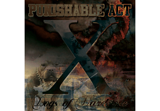 Punishable Act - X - (CD)
