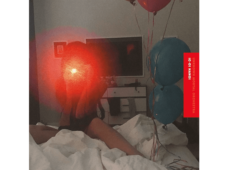 Unknown Mortal Orchestra - Ic-01 Hanoi (MC) [MC (analog)]