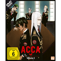 ACCA - 13 Territory Inspection Dept. - Volume 2 [DVD]