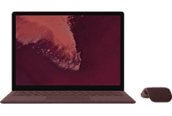 MICROSOFT Surface Laptop 2, Notebook mit 13.5 Zoll Display, Core™ i5 Prozessor, 8 GB RAM, 256 GB SSD, Intel® UHD-Grafik 620, Bordeaux Rot
