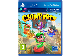 Chimparty | PlayStation 4
