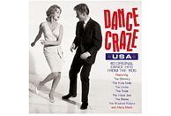 VARIOUS - Dance Craze USA [CD]