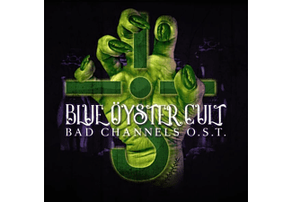 Blue Öyster Cult - BAD CHANNELS O.S.T. - (CD)