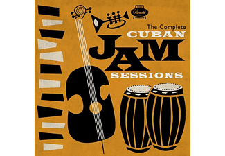 VARIOUS - The Complete Cuban Jam Sessions - (CD)