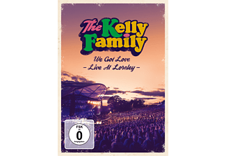 The Kelly Family - We Got Love Live  Loreley - (DVD)