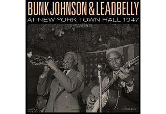 Bunk Johnson, Lead Belly - BUNK JOHNSON &.. - (Vinyl)