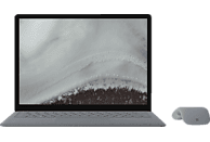 MICROSOFT Surface Laptop 2, Notebook mit 13.5 Zoll Display, Core™ i5 Prozessor, 8 GB RAM, 256 GB SSD, Intel® UHD-Grafik 620, Platin Grau