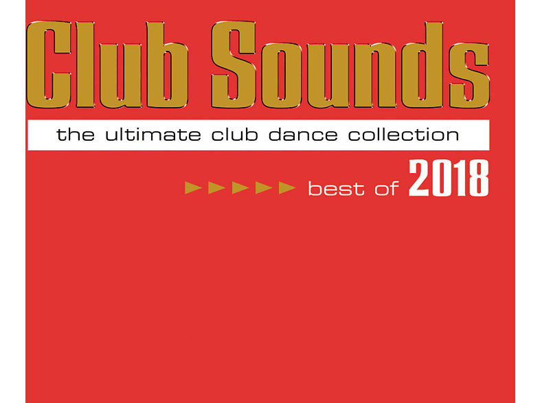 VARIOUS - Club Sounds-Best Of 2018 [CD]