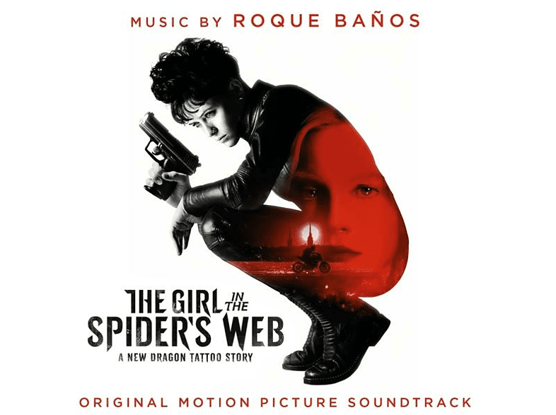 Roque Banos - The Girl in the Spider's Web/OST [CD]