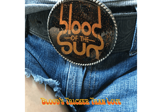 Blood Of The Sun - Love Is Thicker Than Blood - (CD)