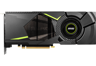 MSI GeForce® RTX 2070 Aero 8GB (V373-002R) (NVIDIA, Grafikkarte)