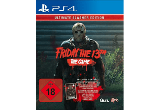 FRIDAY THE 13TH (ULTIMATE SLASHER EDIT.) - PlayStation 4