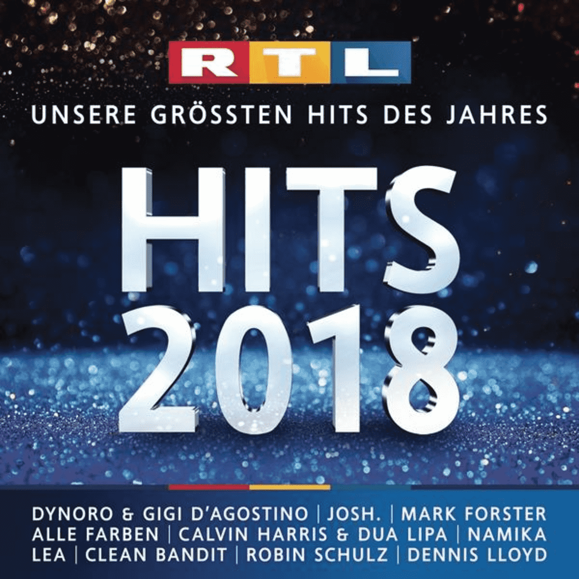 VARIOUS - RTL Hits 2018 - (CD)