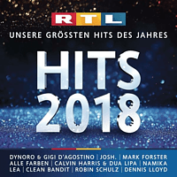 VARIOUS - RTL Hits 2018 [CD]