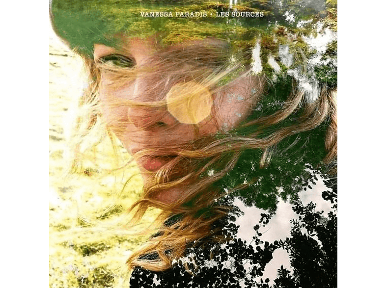 Vanessa Paradis - Les Sources (Ltd.Hardcover Book) [CD]