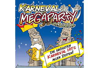 Domrocker - Karneval Megaparty - (CD)