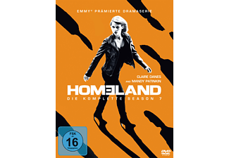 Homeland - Staffel 7 - (DVD)