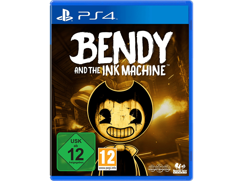 Bendy and the Ink Machine [PlayStation 4]
