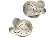 JABRA BT-HS Elite 65T, In-ear Kopfhörer Bluetooth Gold/Beige