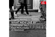 Jirgi/tschechische Belohlavek - What Men Live By H 336,Sinfonie 1 H 289 [CD]