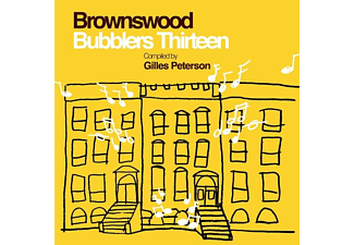 Gilles/presents Various Peterson - Brownswood Bubblers Thirteen - (CD)