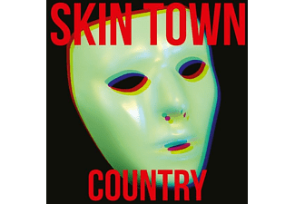 Skin Town - Country (Ltd.Clear Vinyl) - (Vinyl)