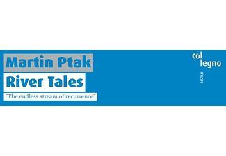 Martin Ptak - River Tales - (CD)