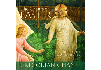 Gloriæ Dei Cantores Schola - The Chants of Easter - (CD)
