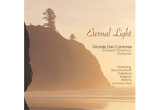 Elisabeth C./Gloriæ Dei Cantores Patterson - Eternal Light - (CD)