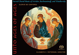 Elizabeth C./Gloriæ Dei Cantores Patterson - Unto Ages of Ages [SACD Hybrid]